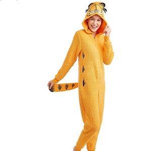 Garfield Onesie Pajamas (licensed)